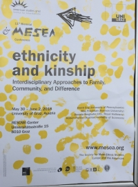 Image for MESEA 2018 Conference - Ethnicity and Kinship